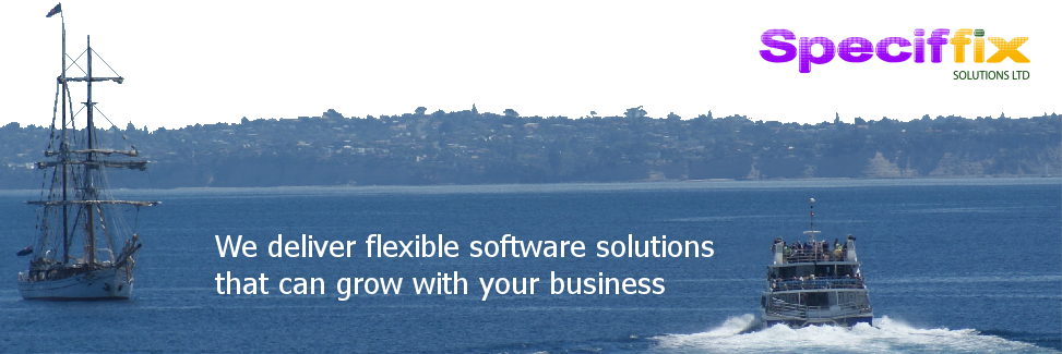 Flexible software solutions that can grow with your business