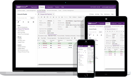 MYOB Advanced Business
