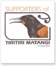 Supporters of Tiritiri Matangi